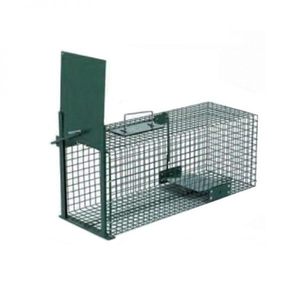 Jaula para captura de conejos. Cinegetica la mancha