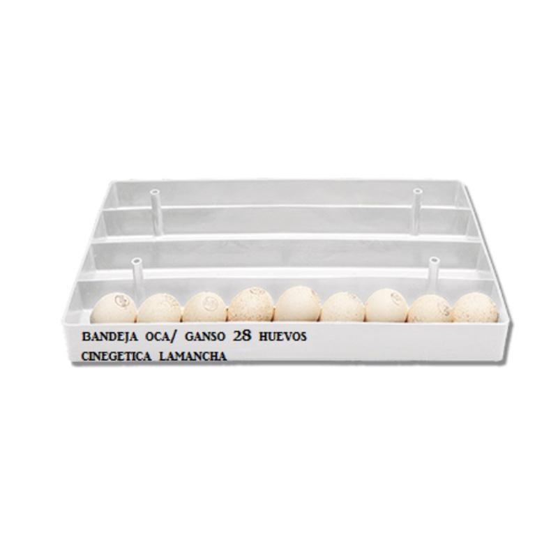 Bandeja porta huevos. Cinegetica la mancha