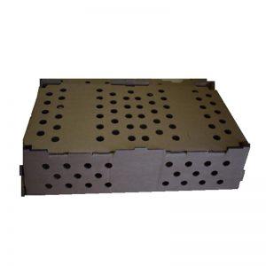 Caja transporte aves. Cinegetica La Mancha