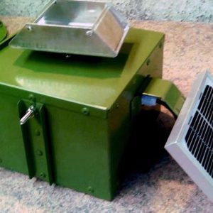 dispensador automatico sin tolva. Cinegetica la mancha