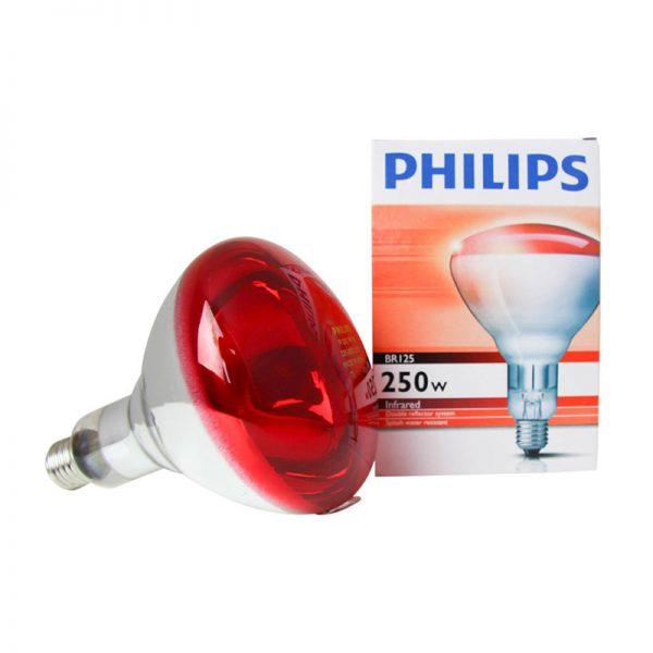 lampara electrica infrarrojos 250w. Cinegetica la mancha