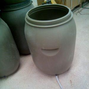 bebedero automatico de plastico campo. cinegetica la mancha