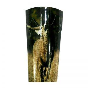 40 Tejas decoradas con ciervos. Cinegetica la mancha