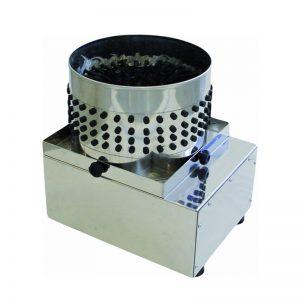 desplumadora automatica para perdices y cordornices. Cinegetica la mancha