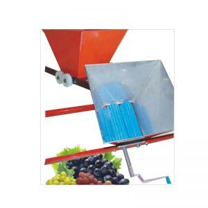 Estrujador uvas manual. Cinegetica la mancha