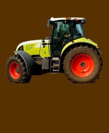 gran maquinaria agrícola Cinegética la Mancha