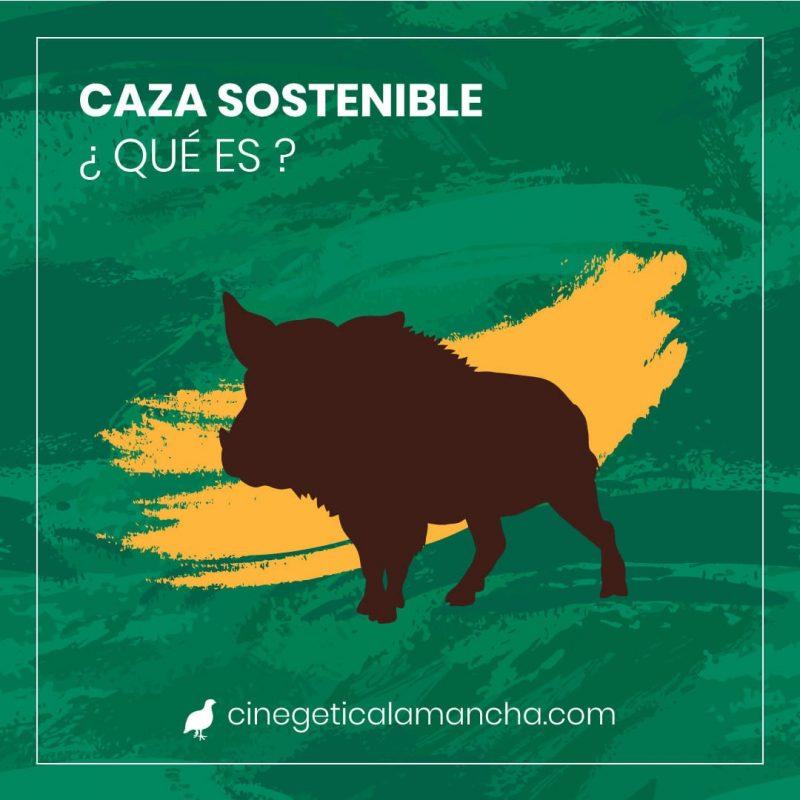 caza sostenible